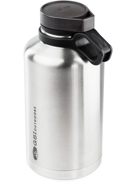 GSI Growler Stainless Drinkfles 1892ml zilver